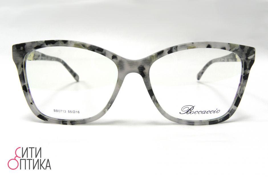 Женская оправа Boccaccio BB 0713