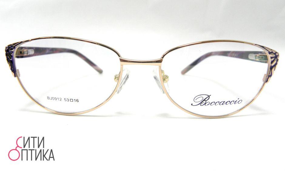 Женская оправа Boccaccio   BJ 0912